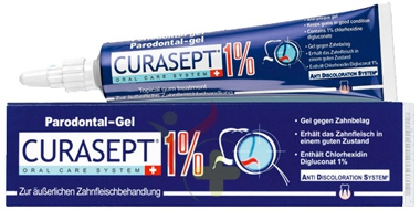 Curaden Curasept ADS Clorexidina 1% Gel Parodontale Intensivo 30 ml