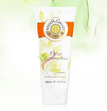 Roger&Gallet Linea Fleur d'Osmanthus Euforizzante Crema Mani Idratante 30 ml