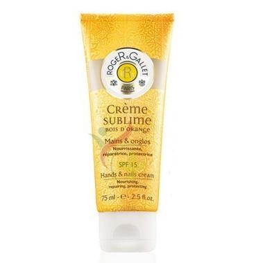 Roger&Gallet Linea Bois D'Orange Tonificante Creme Sublime Crema Mani 30 ml