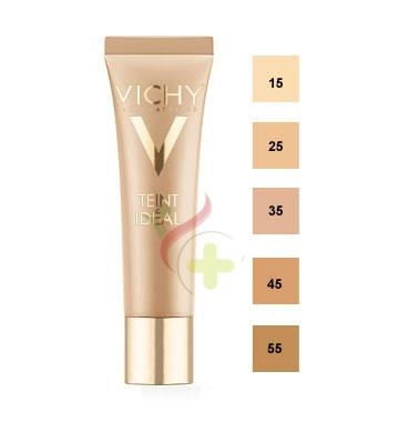 Vichy Linea Teint Ideal Fondotinta Cremoso Pelle Normale Mista 30 ml Colore 25