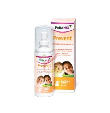 Paranix Linea Anti-Pediculosi Paranix Prevent Spray Protettivo Delicato 100 ml