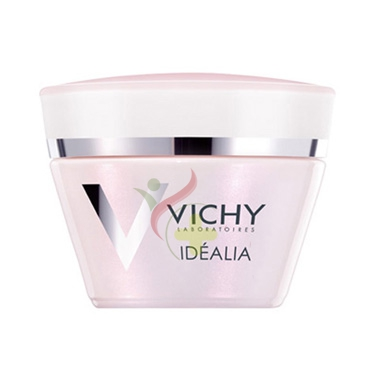 Vichy Linea Idealia Illuminante Crema di Luce Levigante Pelli Secche 50 ml