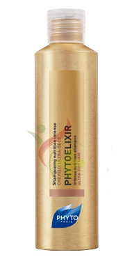 Phyto Linea Capelli Sani e Forti Phytoelixir Shampoo Nutrimento Intenso 200 ml