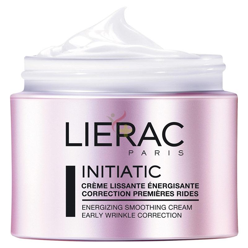Lierac Linea Initiatic Crema Levigante Energizzante Correttiva Prime Rughe 40 ml