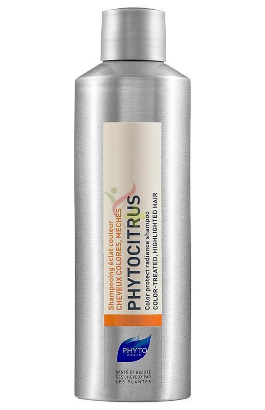 Phyto Linea Capelli Trattati Phytocitrus Shampoo Rigenerante Illuminante 200 ml