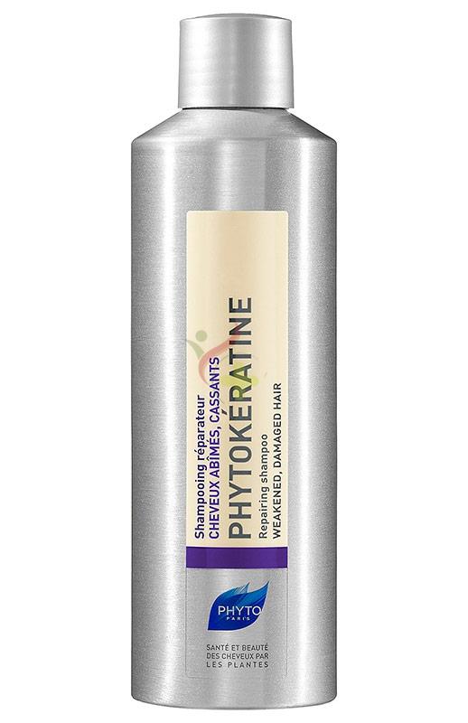 Phyto Linea Capelli Rovinati Phytokeratine Shampoo Idratante Riparatore 100 ml
