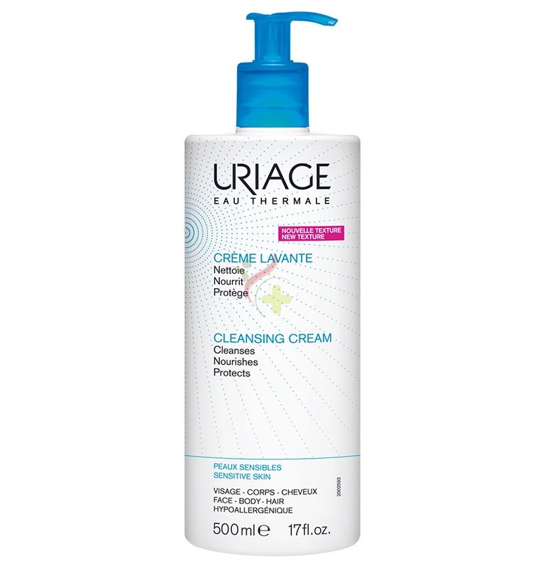 Uriage Linea Corpo Creme Lavante Detergente in Crema senza Sapone 500 ml