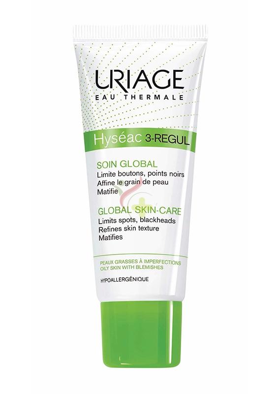 Uriage Linea Pelle Grassa Impura Hyseac 3 Regul Trattamento 3 in 1 40 ml