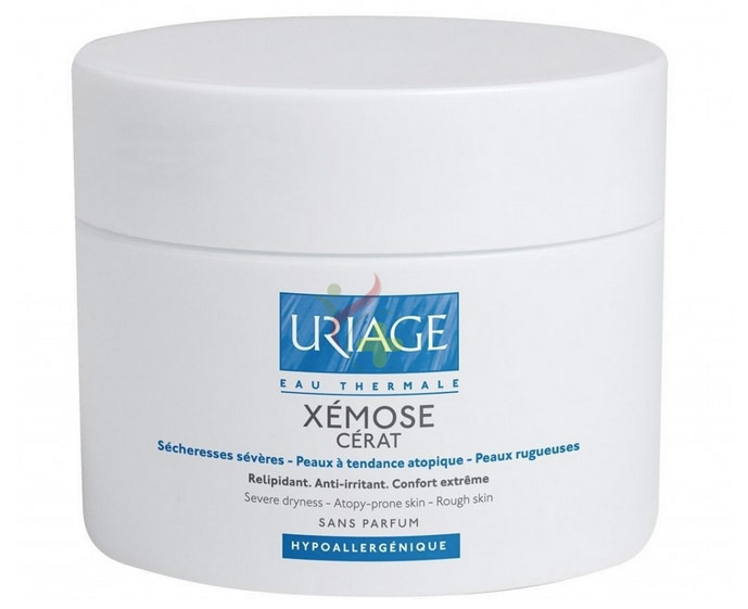 Uriage Linea Corpo Xemose Cerat Crema Comfort Lenitiva Pelli Disidratate 200 ml